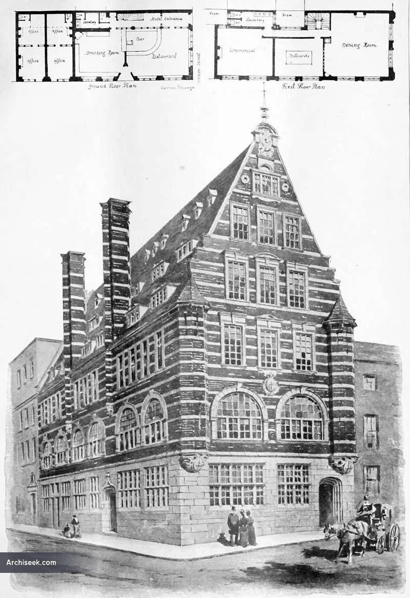 1899 – Cannon Street Hotel, Birmingham