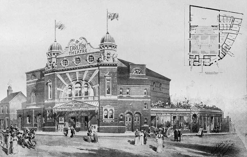 1900 – Carlton Theatre, Saltley, Birmingham