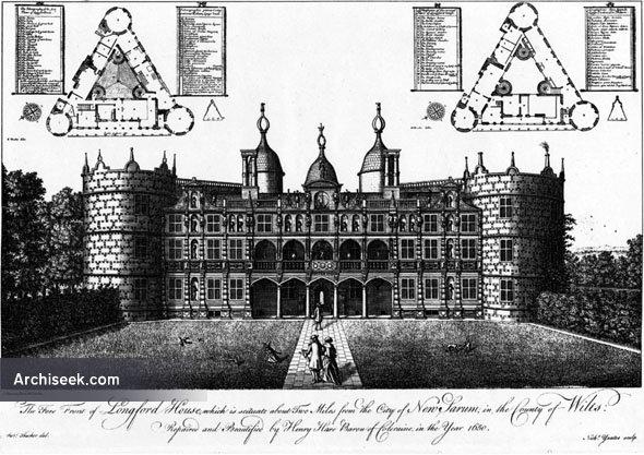 1650 – Longford House, Salisbury, Wiltshire