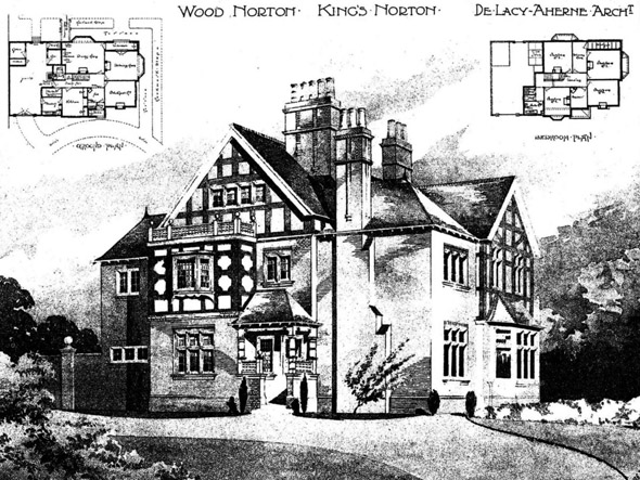 1898 – Wood Norton, Kings Norton, Worcestershire