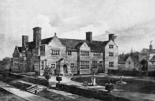 1892 &#8211;  &#8220;Firsdene&#8221;, Lickey, Bromsgrove, Worcestershire