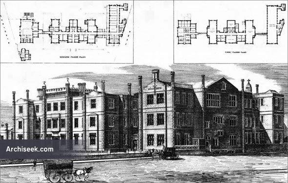 1885 – Bradford Infirmary, Yorkshire