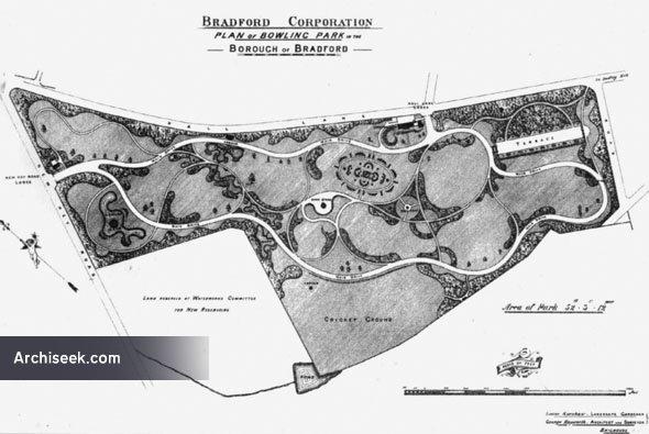 1881 – Bowling Park, Bradford, Yorkshire