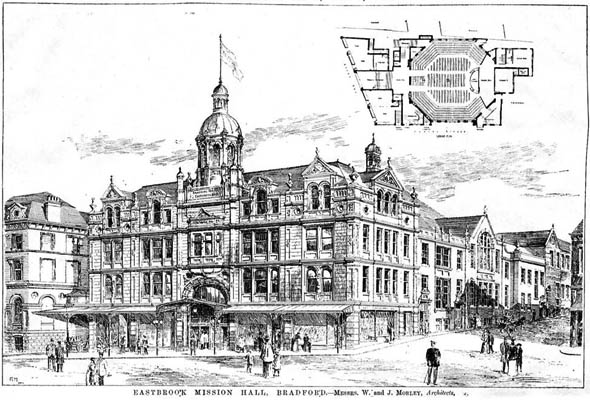 1873 – Eastbrook Mission Hall, Bradford, Yorkshire