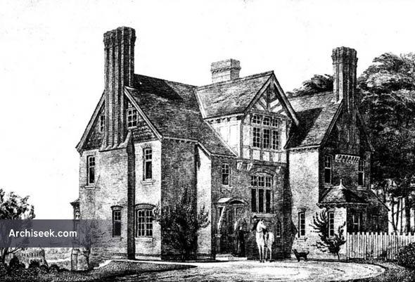 1884 – Residence, Vesper Gate, Kirkstall, Leeds, Yorkshire