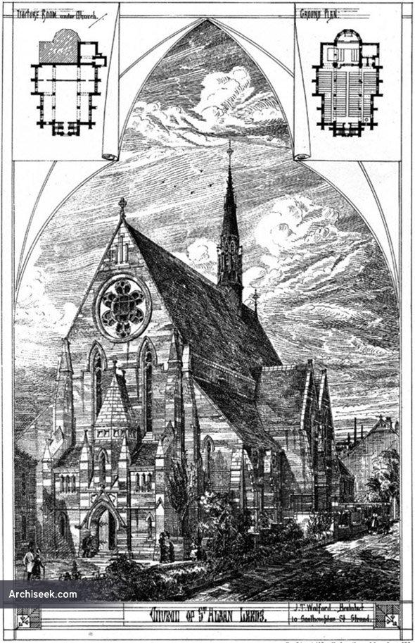 1876 – St. Alban's Church, Leeds, Yorkshire