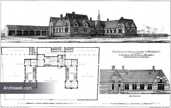 1873 – Schools, Hunslet, Leeds, Yorkshire