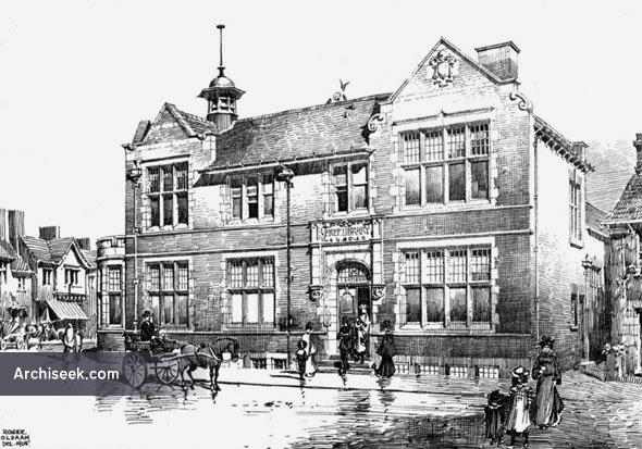 1905 – Castleton Moor Free Library, Yorkshire