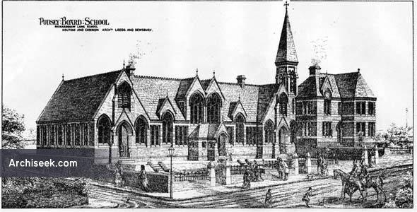1876 – New Schools, Yorkshire