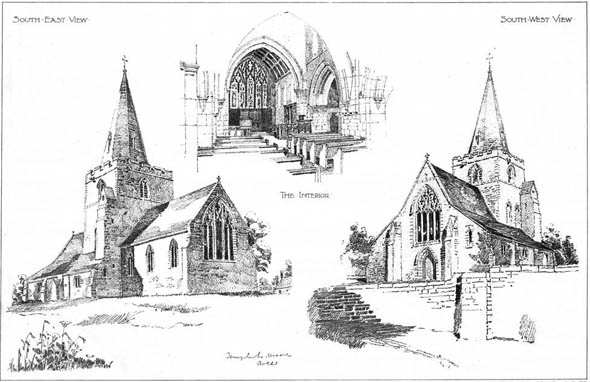 1897 &#8211; Church of St. Magnus, Bessingby, Yorkshire