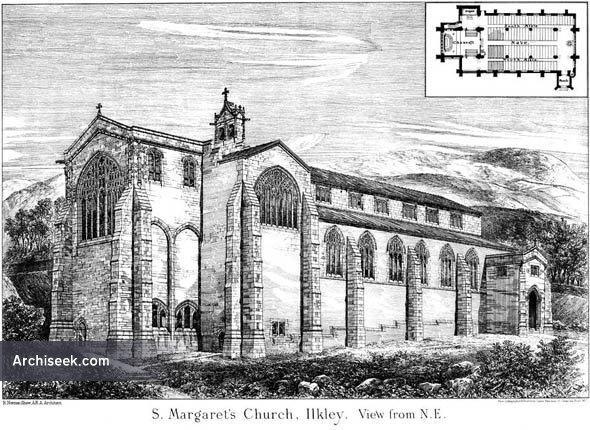 1879 – St. Margarets Church, Ilkley, Yorkshire