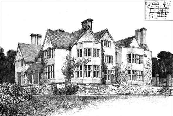 1905 &#8211; Brackencliffe, Scarborough, Yorkshire