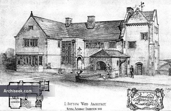 """1910 – """"Lancelands"""", Cotherstone, Yorkshire"""