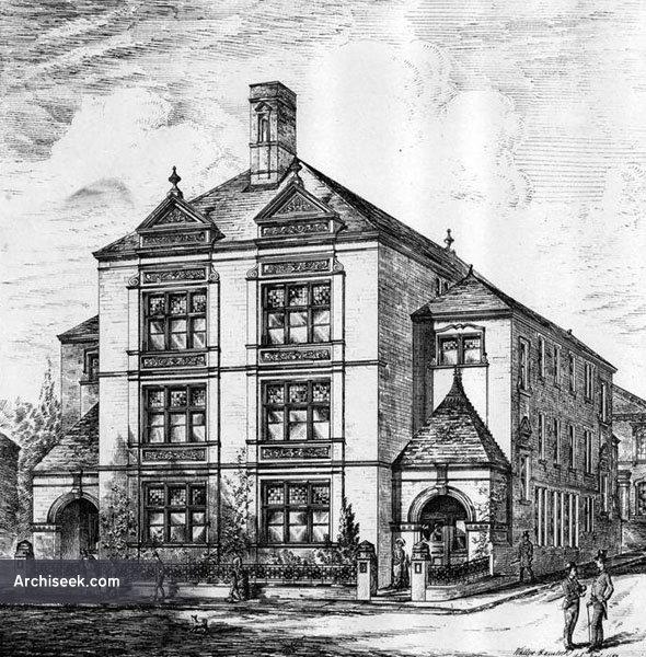 1884 – Wesleyan Sunday Schools, Morley, Yorkshire