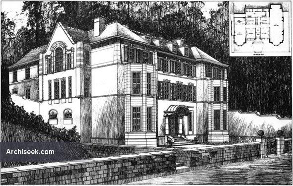 1896 – Park Lodge, Scarborough, Yorkshire