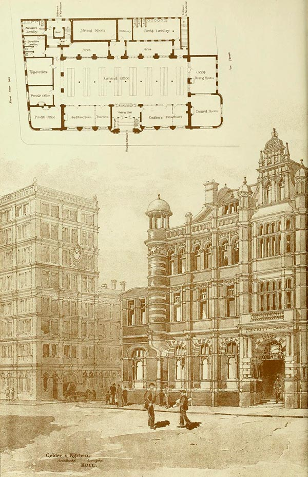 1898 – Reckitt & Sons, Hull, Yorkshire