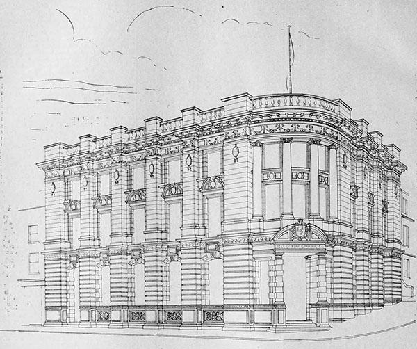 1899 – Isle of Man Banking Company, Douglas