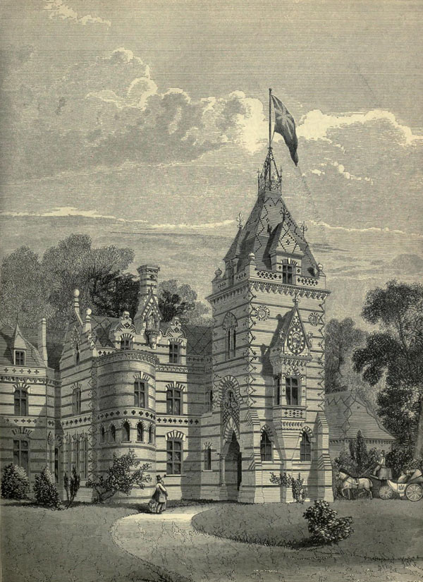 1860 &#8211; Elvetham Hall, Hampshire