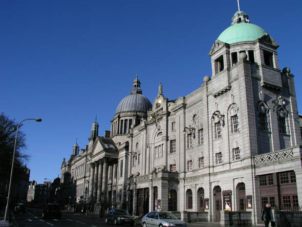 1906 – His Majesty's Theatre, Aberdeen