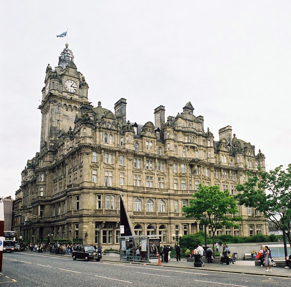 1902 &#8211; Balmoral Hotel, Edinburgh