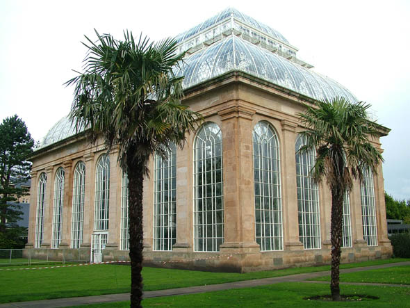 1858 – Palm House – Royal Botanic Garden, Edinburgh