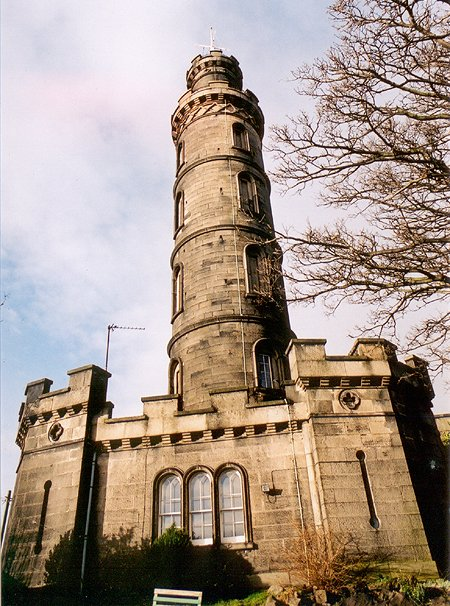 1807 – Nelson Monument, Calton Hill, Edinburgh