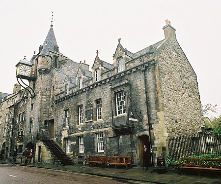 1591 – Canongate Tolbooth, Edinburgh