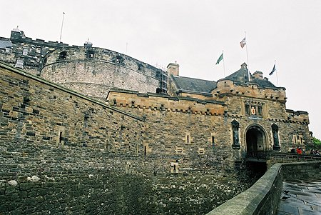 1367 &#8211; Edinburgh Castle, Edinburgh, Scotland