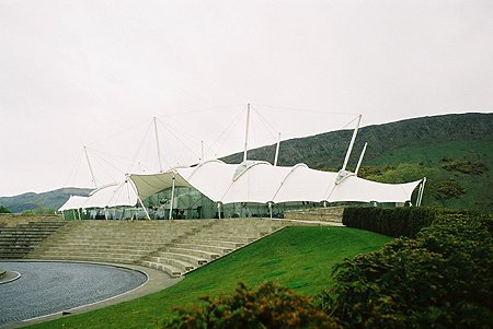 Dynamic Earth Centre, Edinburgh