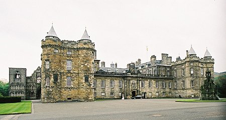 1690 &#8211; Holyrood Palace, Edinburgh