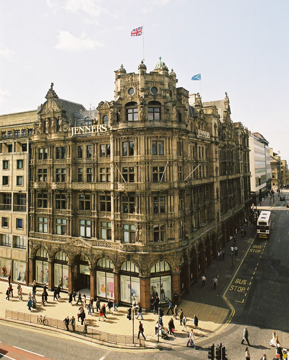 1892 – Jenners Department Store, Edinburgh