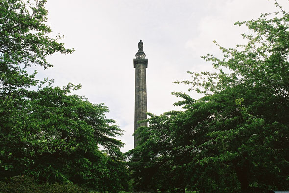 1823 – Melville Monument, Edinburgh