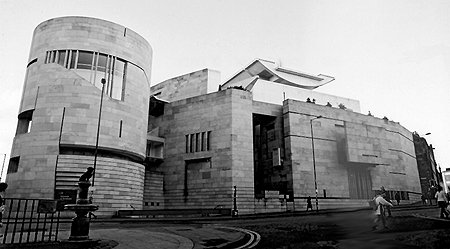 1999 – Museum of Scotland, Edinburgh