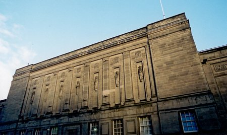 1956 – National Library of Scotland, Edinburgh