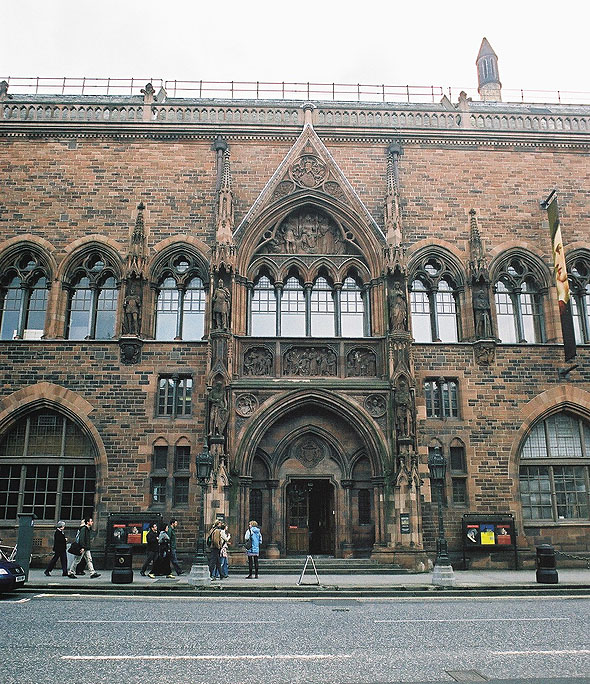 1890 &#8211; National Portrait Gallery, Edinburgh