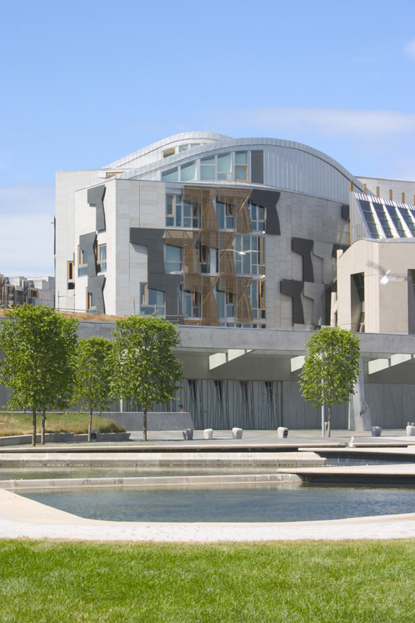 2004 &#8211; Scottish Parliament, Edinburgh