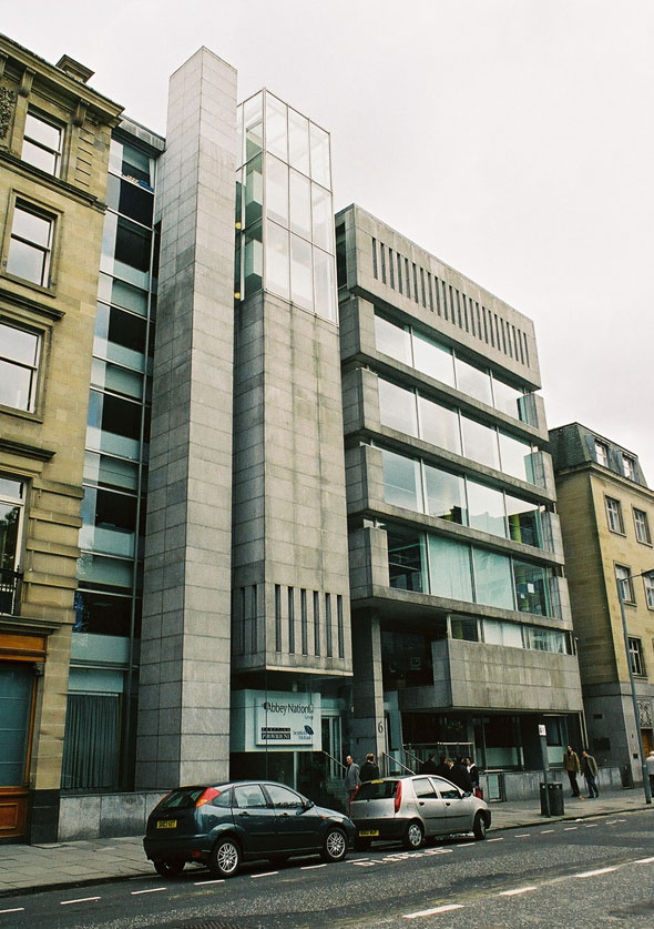 1961 – Scottish Provident Building, Edinburgh