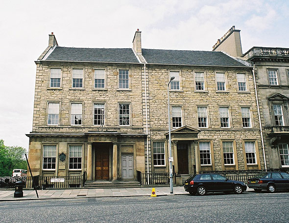 1772 &#8211; Buchan House, St Andrew&#8217;s Square, Edinburgh