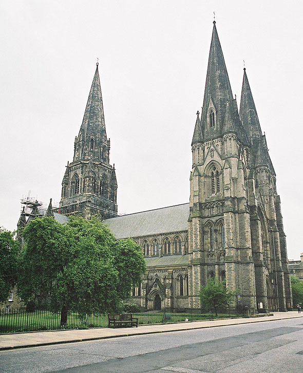 1879 &#8211; St Mary&#8217;s Episcopalian Cathedral, Edinburgh