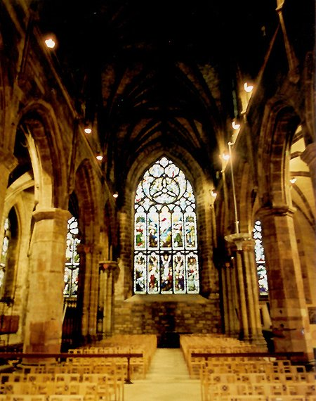 1833 – St Giles Cathedral, Edinburgh