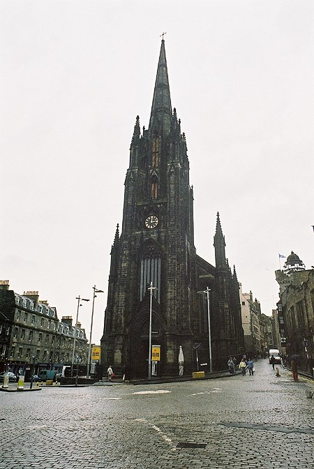1844 – Tolbooth St John's, Edinburgh