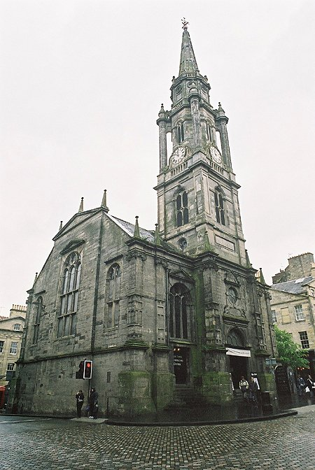 1633 &#8211; Tron Kirk, Edinburgh