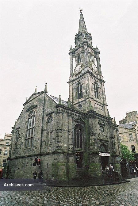 1633 – Tron Kirk, Edinburgh