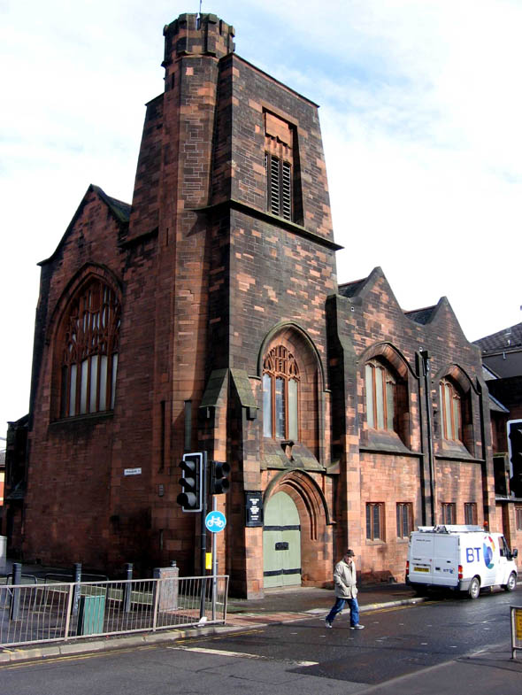 1899 – Queens Cross Church, Glasgow