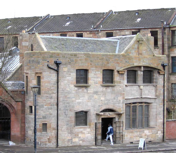 1899 – Ruchill Church Hall, Glasgow