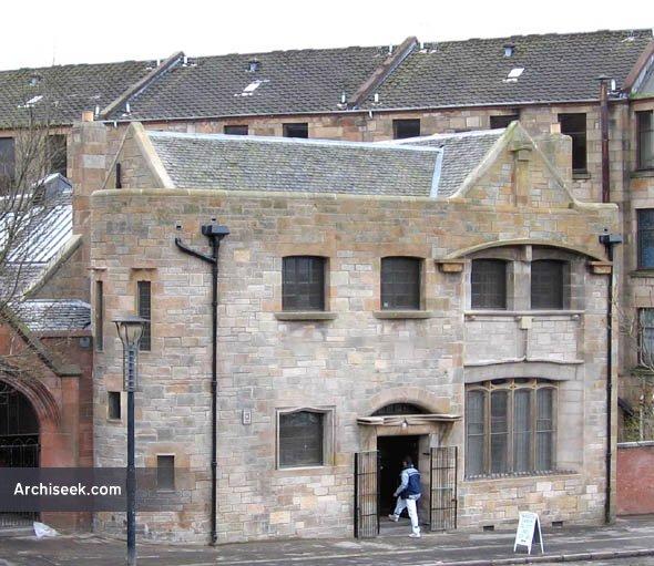 1899 – Ruchill Church Hall, Glasgow