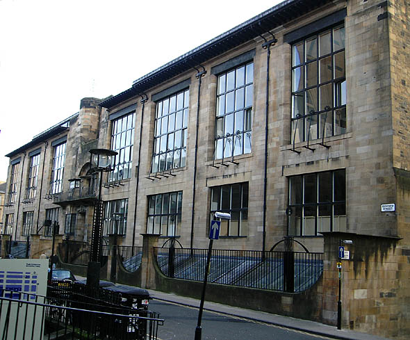 1909 &#8211; Glasgow School of Art
