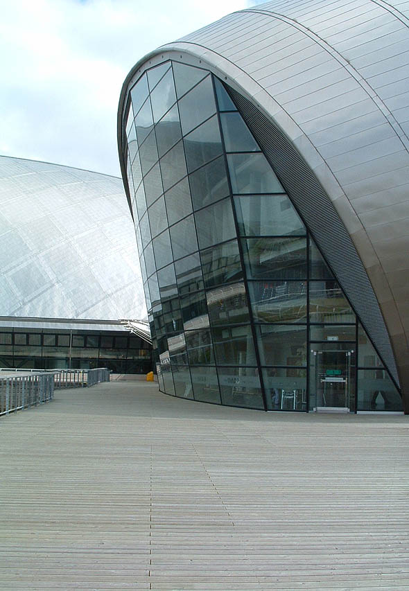 2001 &#8211; Glasgow Science Centre
