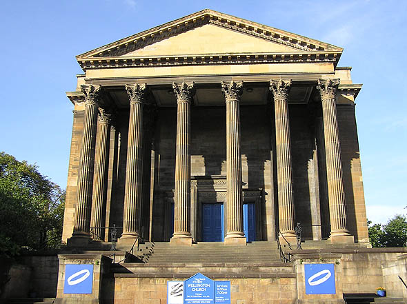 1884 &#8211; Wellington Church, Glasgow