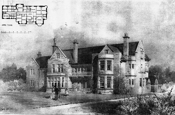 1894 – House in Ayrshire